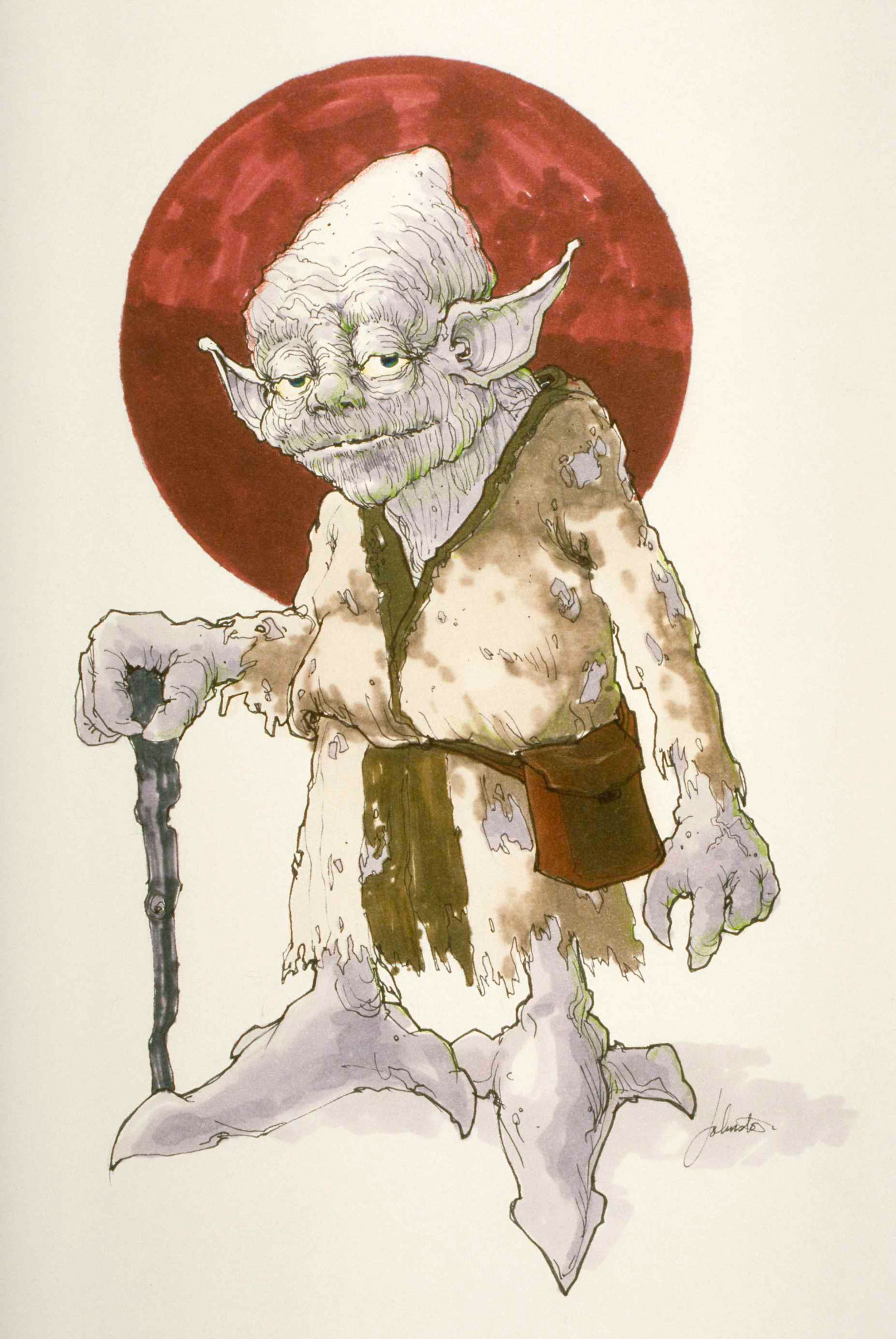 Star Wars: The Empire Strikes Back - Yoda