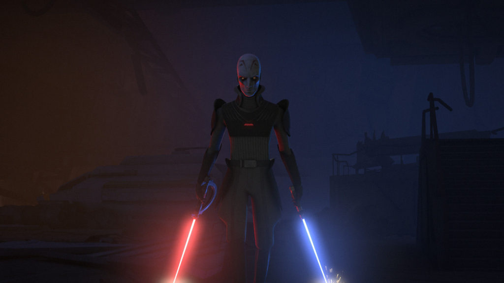 Star Wars Rebels - The Grand Inquisitor