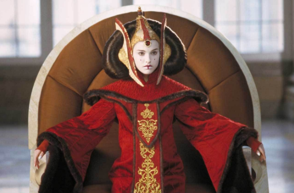 The Phantom Menace - Queen Amidala
