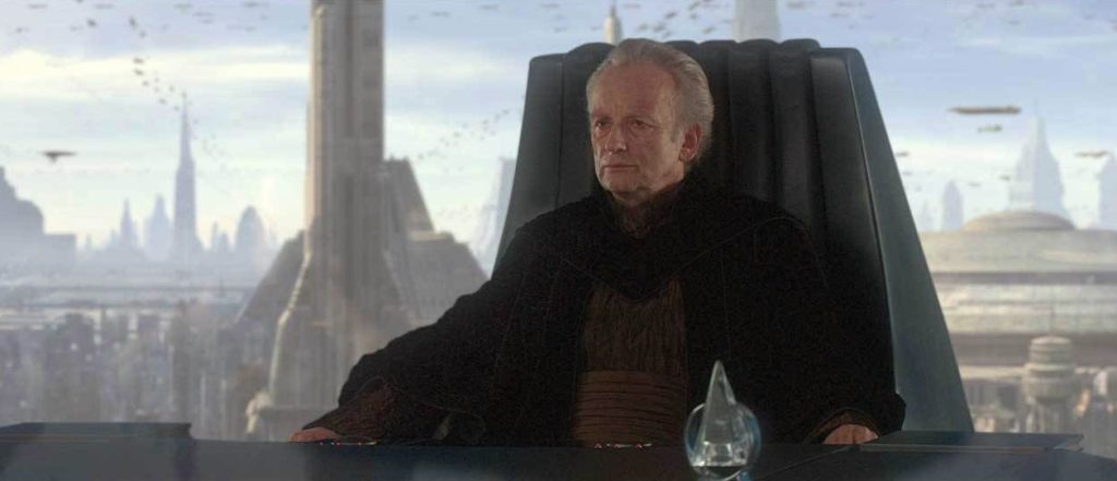 Attack of the Clones - Emperor Palpatine