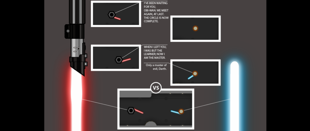 Star Wars: A New Hope infographic