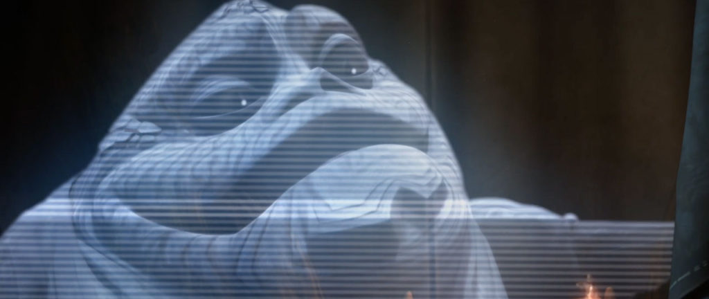 Jabba the Hutt in Eminence