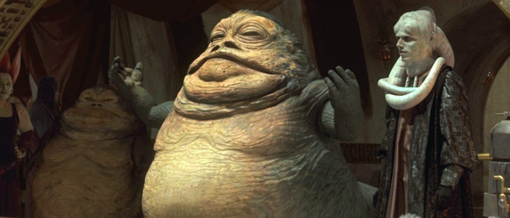 The Phantom Menace - Jabba the Hutt