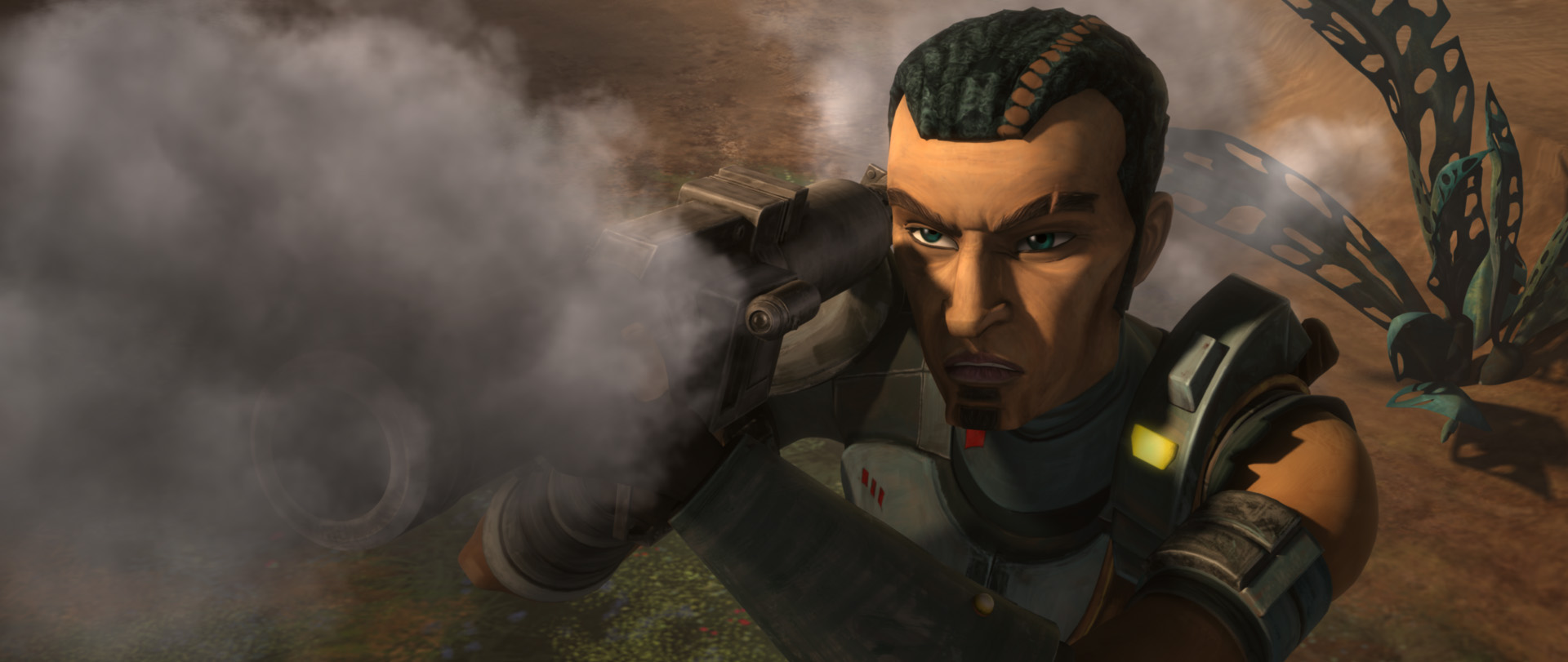 10 Things You Should Know About Saw Gerrera from The Clone