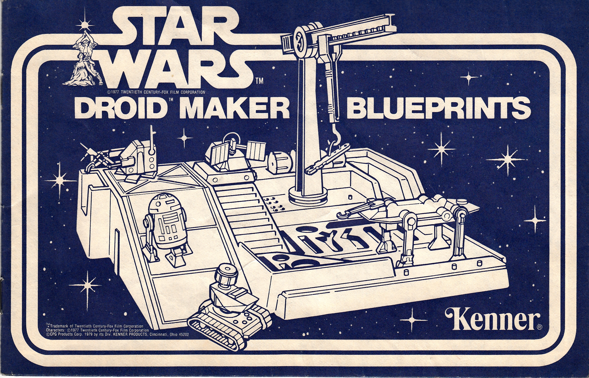 The Vintage Vault: These Are the Kenner Droids You're