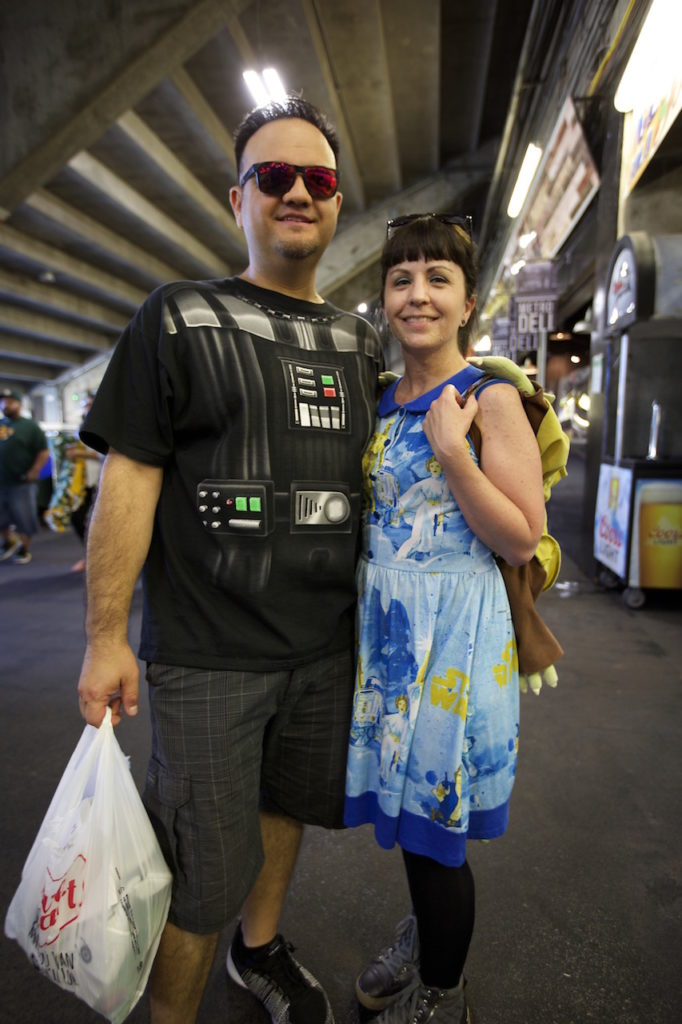 Oakland-As-star-wars-night