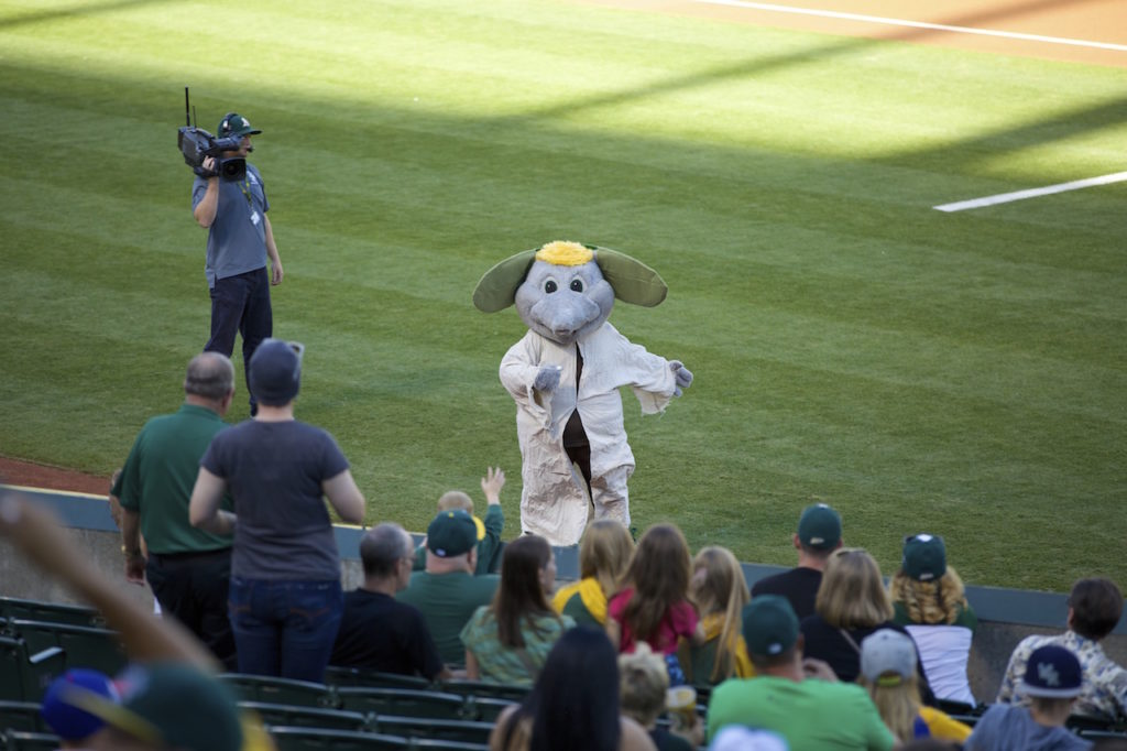 Stomper-mascot-star-wars-night