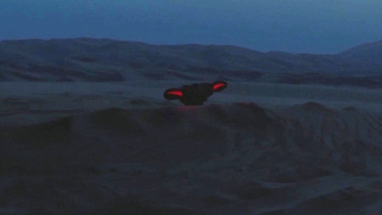 The Force Awakens - Nightwatcher worm