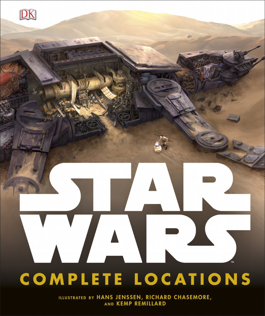 Star Wars Complete Locations Jacket