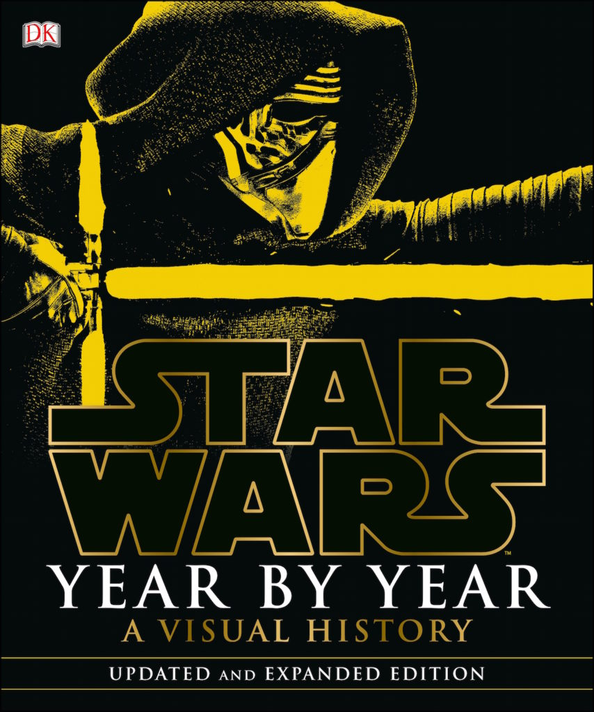 Star Wars Year by Year Jacket