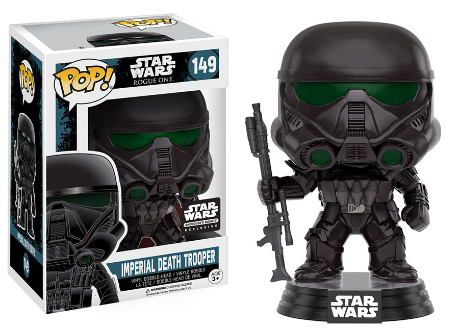 Death Trooper Funko Pop!