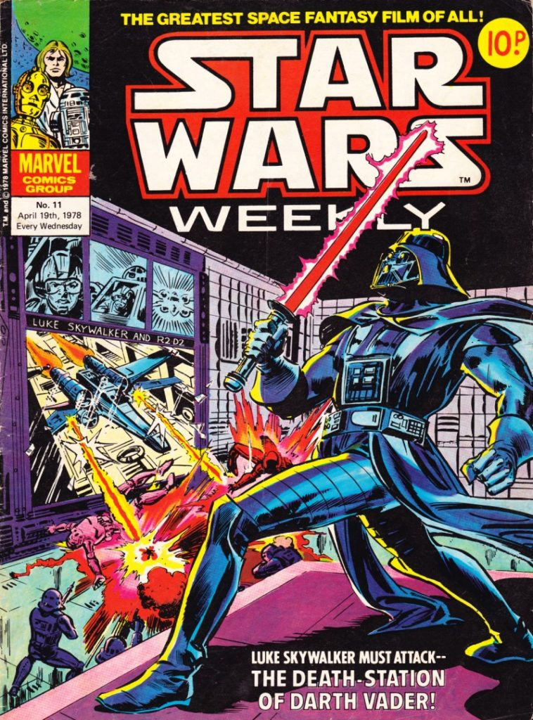 Star Wars Weekly #11