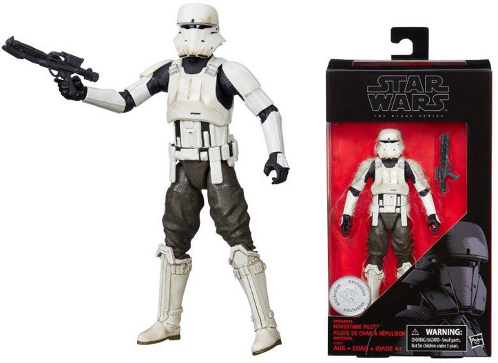 Rogue One Retailer Exclusives