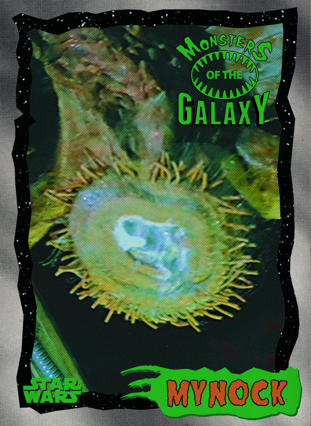 Monsters of the Galaxy