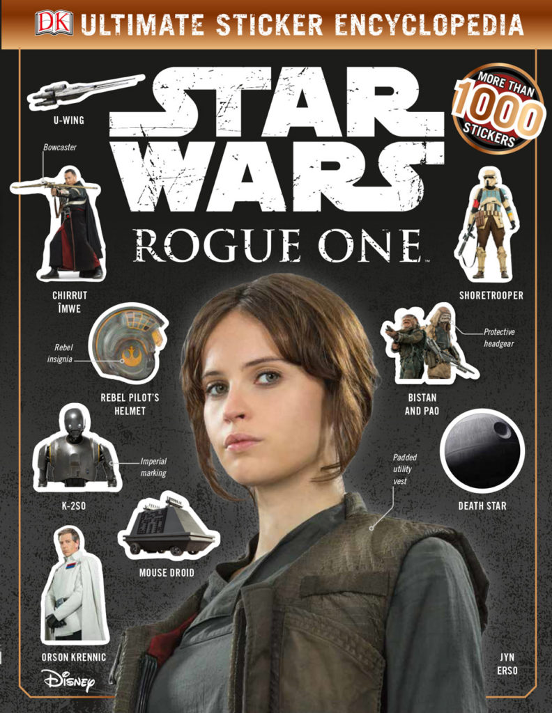Rogue One: Ultimate Sticker Encyclopedia