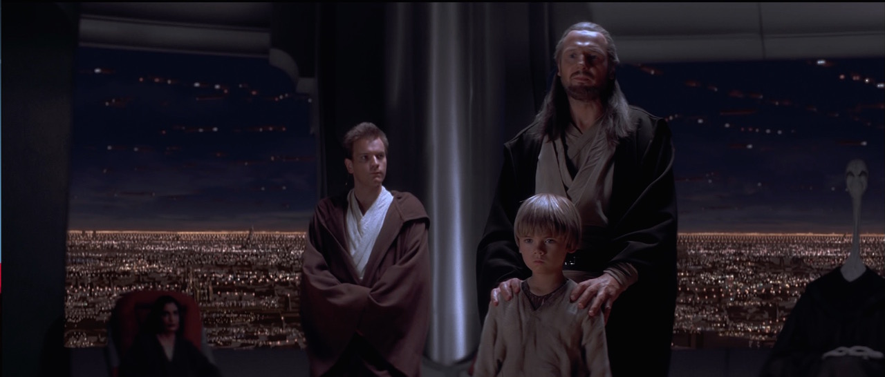 Image result for qui gon jinn jedi council