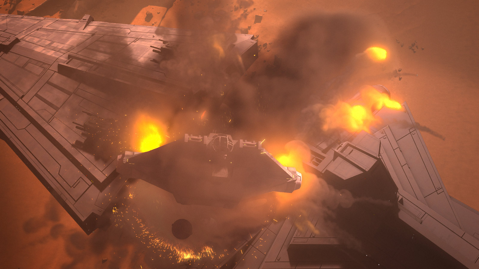 Ranking Rebels 10 Highlights From Ghosts Of Geonosis Starwars Com