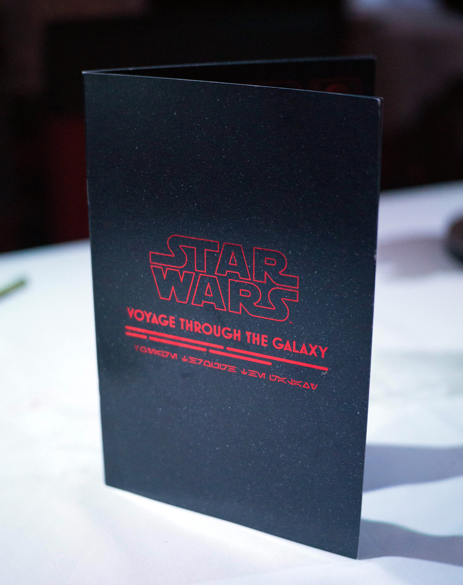 Galactic Food And Drink On The Star Wars Day At Sea Disney Cruise Starwars Com