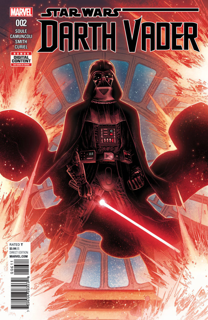 Darth Vader #2 by Marvel