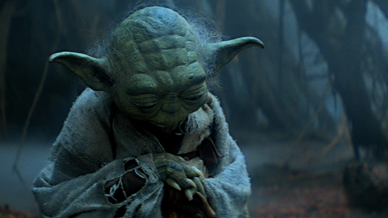 8 Great Life Teachings From Yoda Starwars