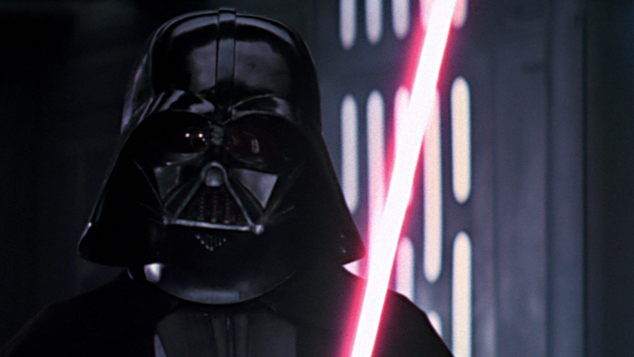 Image result for a new hope darth vader