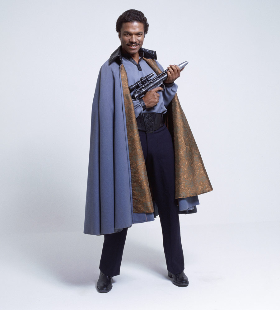 30376ba6af In this installment, two StarWars.com writers discuss which character has  the snazziest wardrobe.