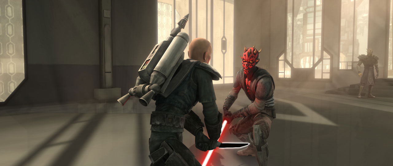 The Playlist: A Guide to the Legendary Darksaber | StarWars com