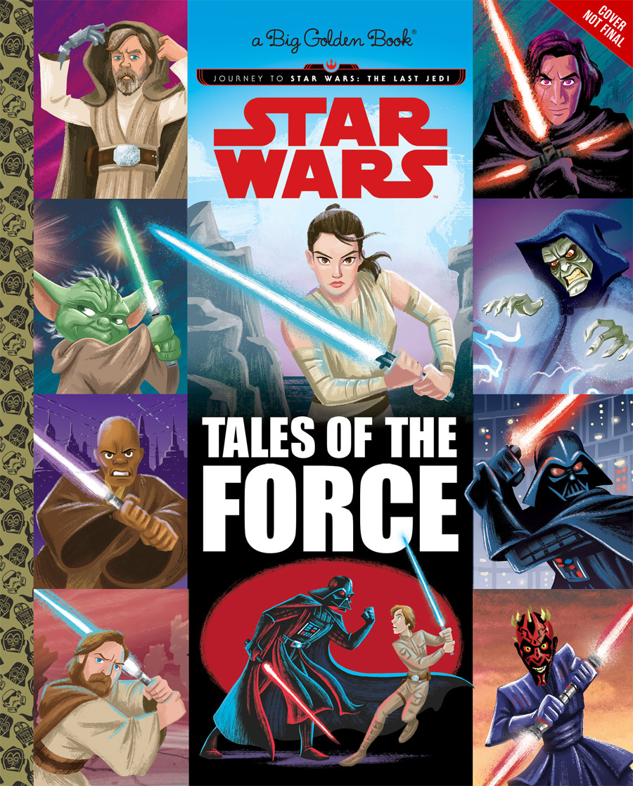 New Star Wars The Last Jedi Books And More Revealed At