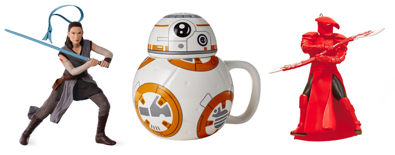 Force Friday II: First Look at Select New Star Wars Products