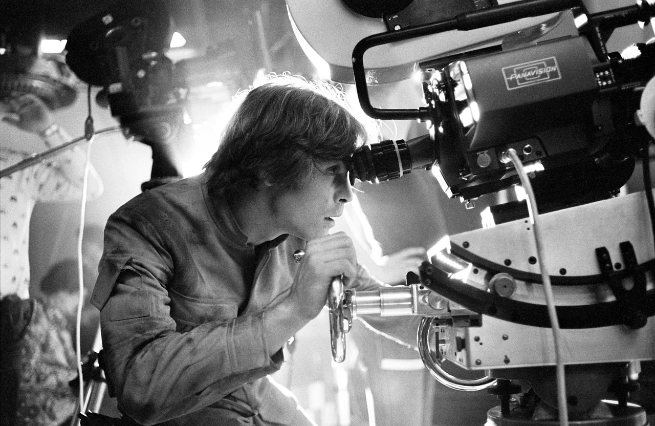Camera Caché Star Wars : Mark hamill interview: the last jedi speaks starwars.com