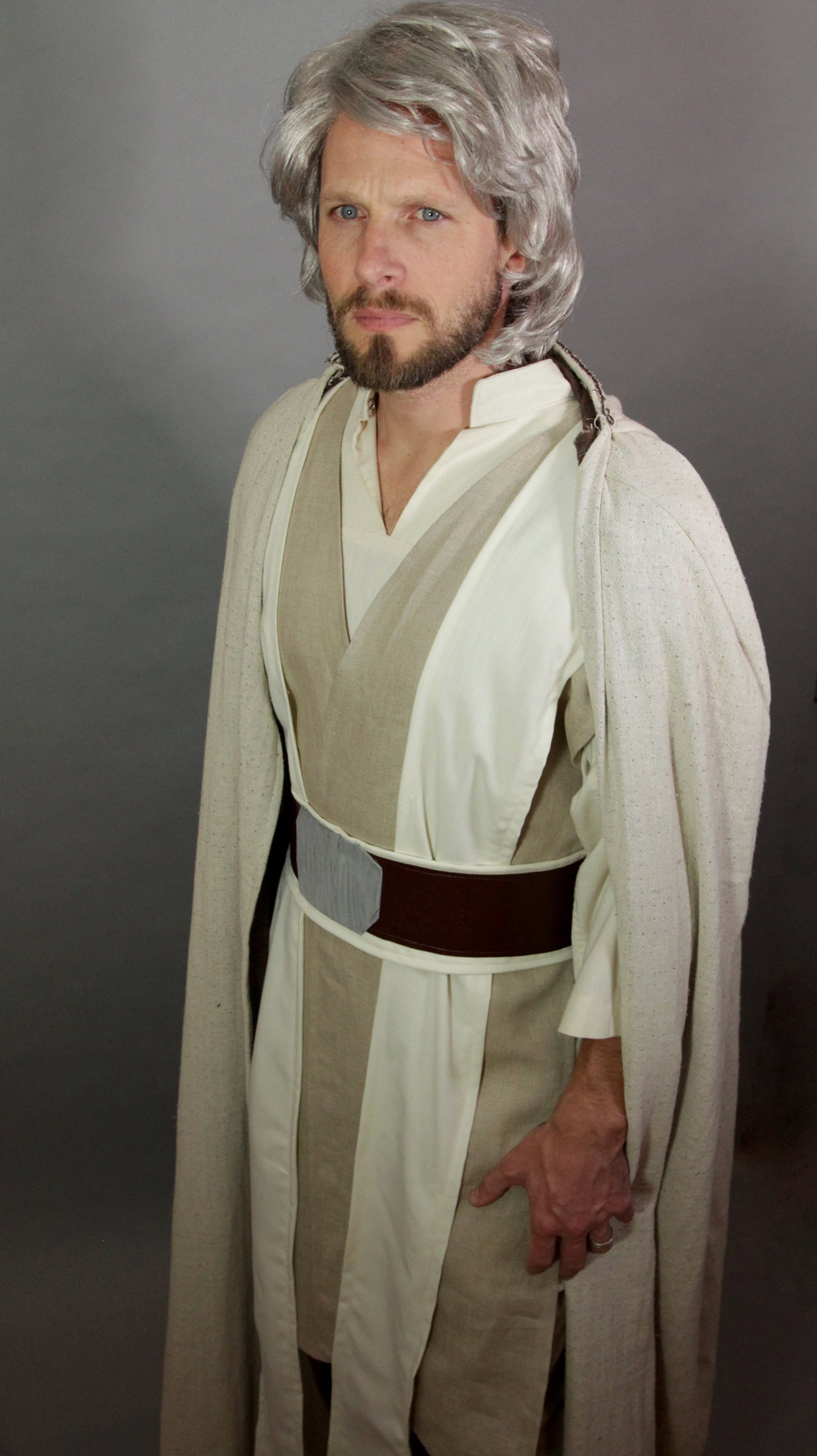 DIY Adult Star Wars Halloween Costumes: Luke Skywalker and ...