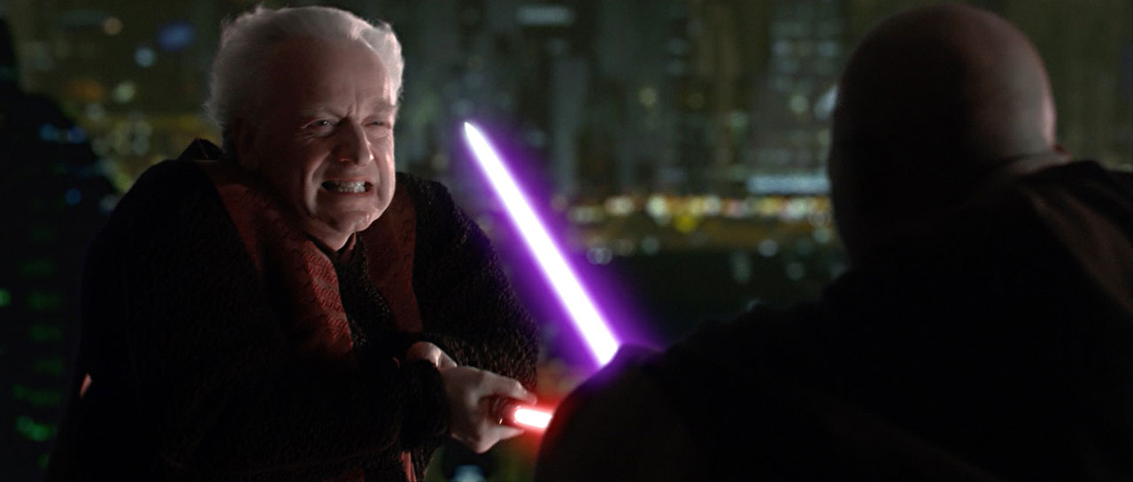 From A Certain Point Of View What S The Scariest Scene In