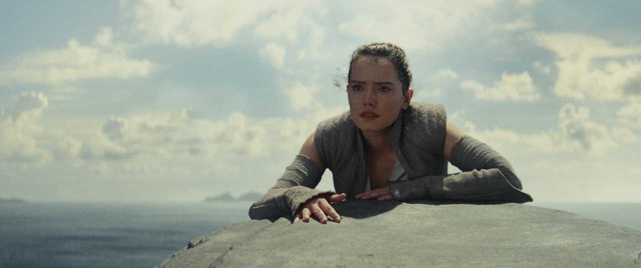 Image result for rey luke the last jedi