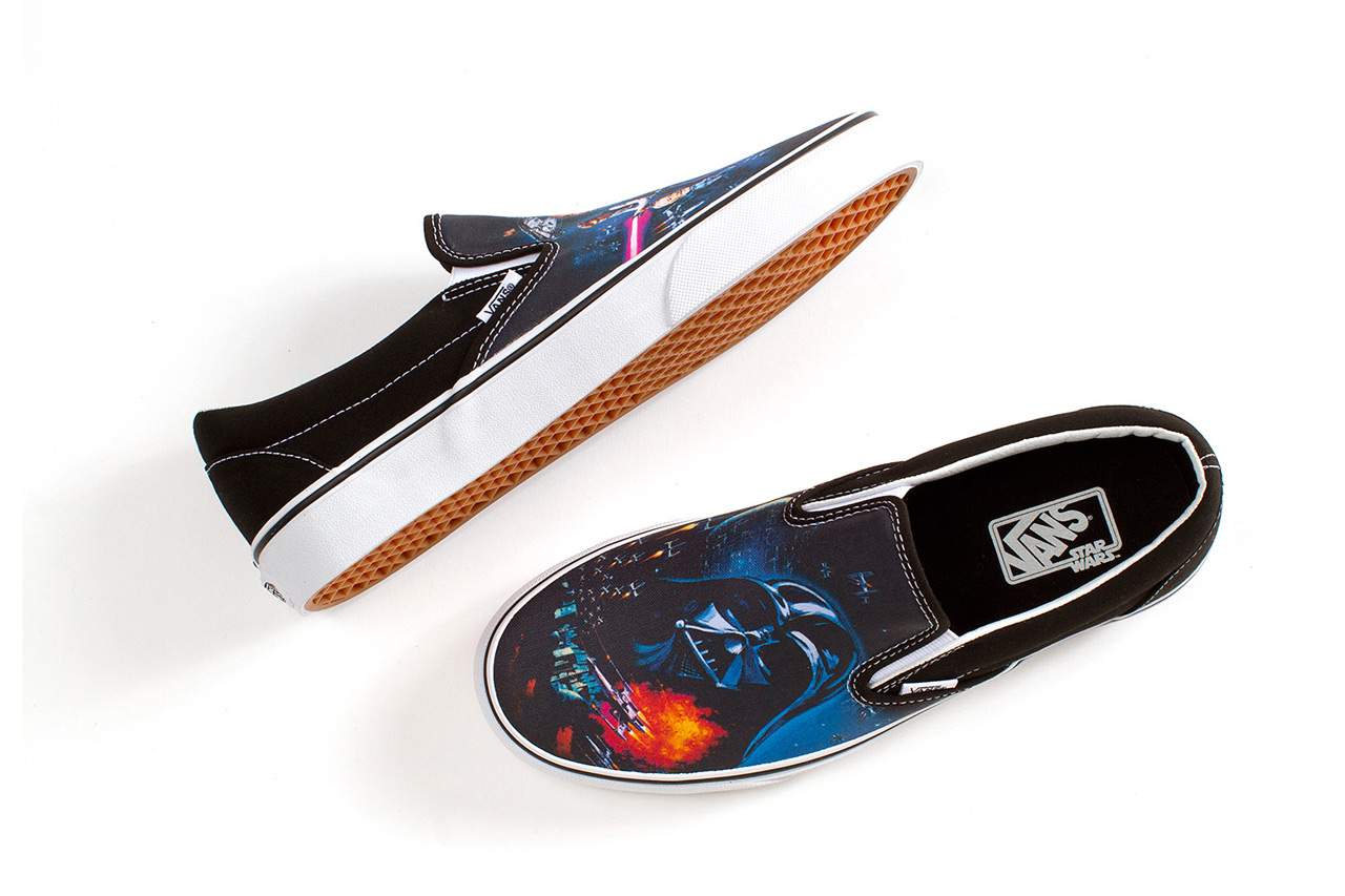 bfb23ca09e Announcing Vans x Star Wars  Fully Armed and Operational Fashion ...