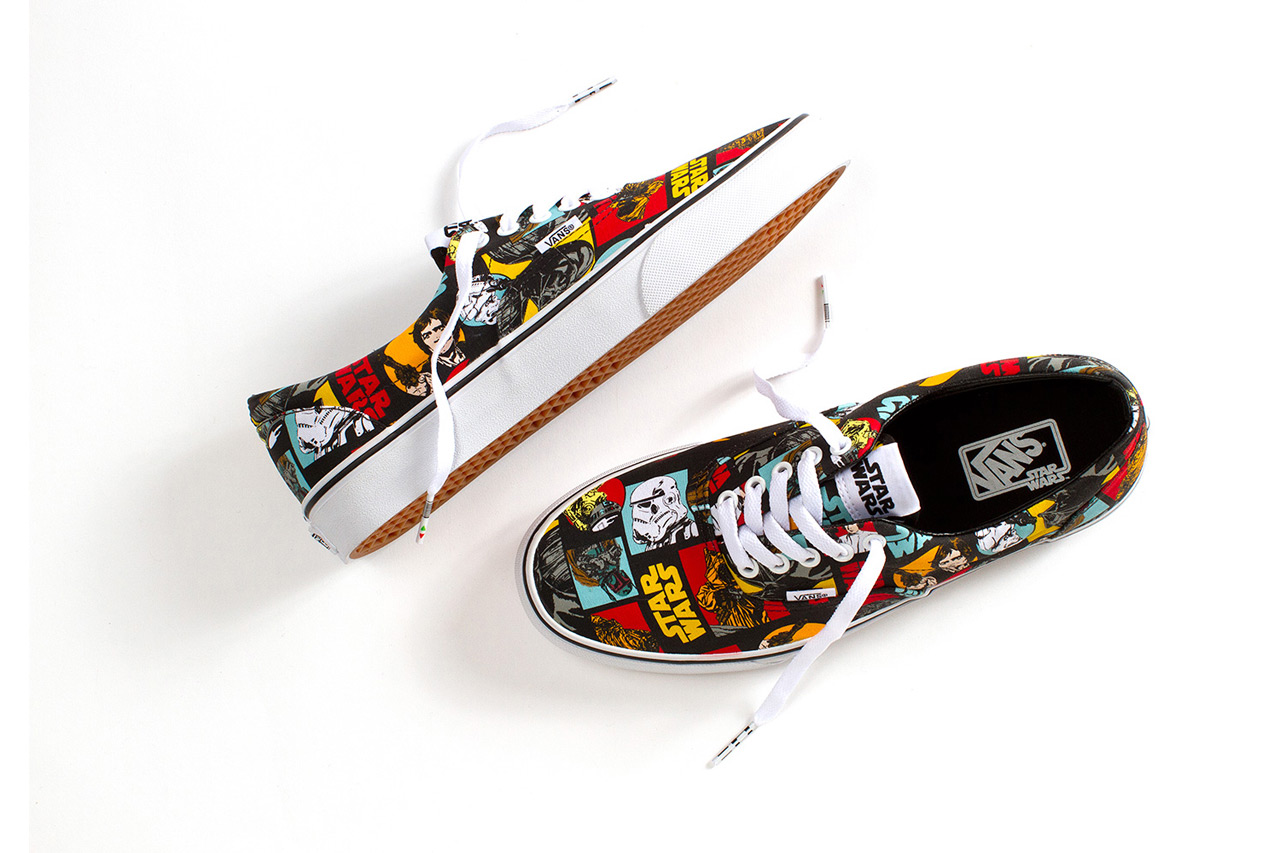 e147c4725a Announcing Vans x Star Wars  Fully Armed and Operational Fashion ...