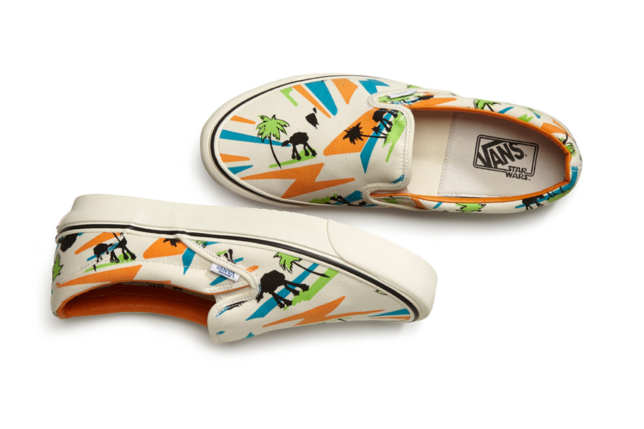 5ba671caa3 Announcing Vans x Star Wars  Fully Armed and Operational Fashion ...