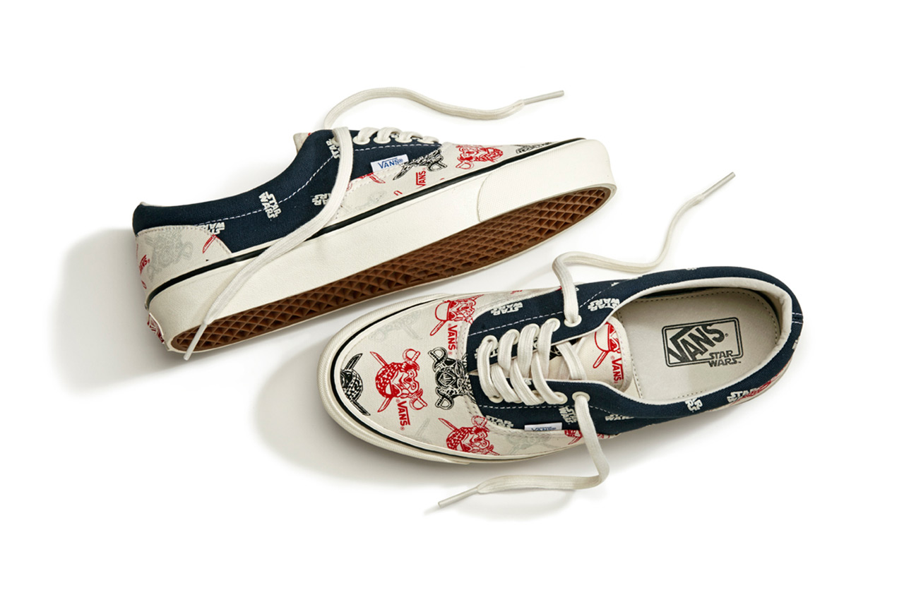 414735354465cf Announcing Vans x Star Wars  Fully Armed and Operational Fashion ...