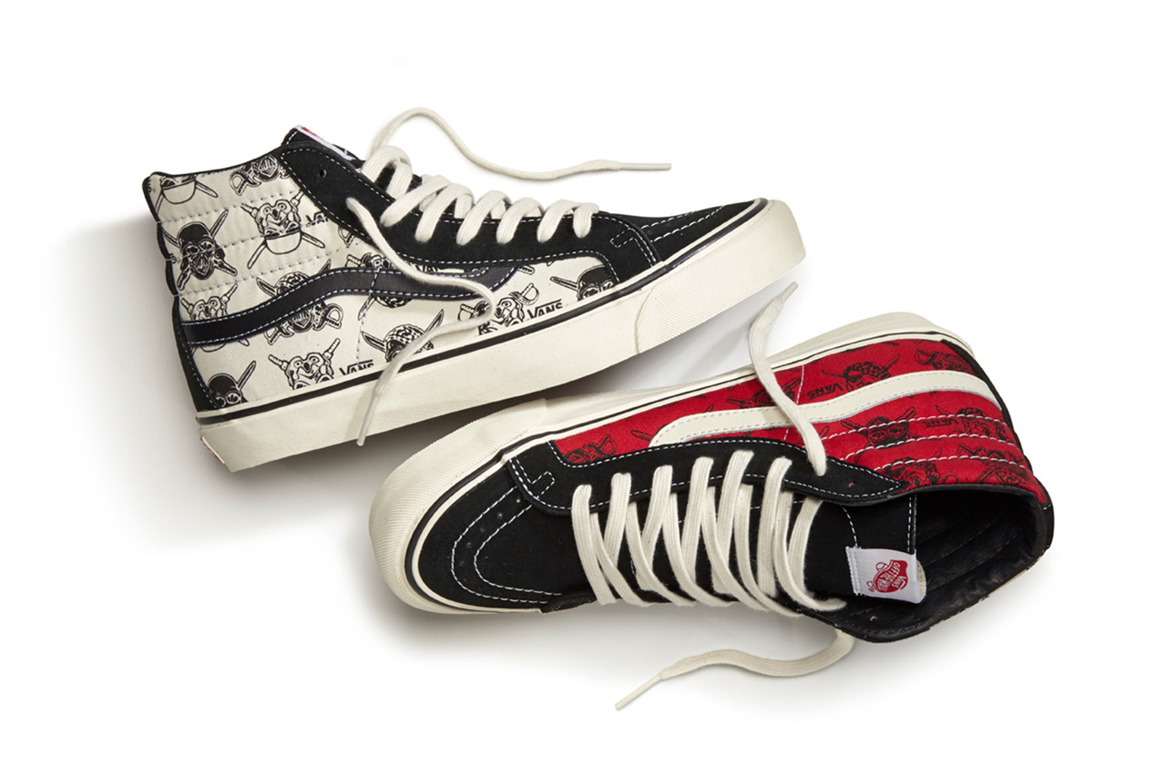 9e28d35bd2 Announcing Vans x Star Wars  Fully Armed and Operational Fashion ...