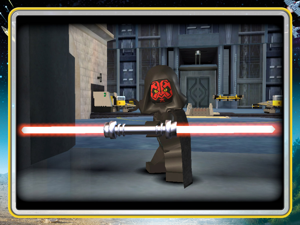 lego star wars the complete saga wii multiplayer