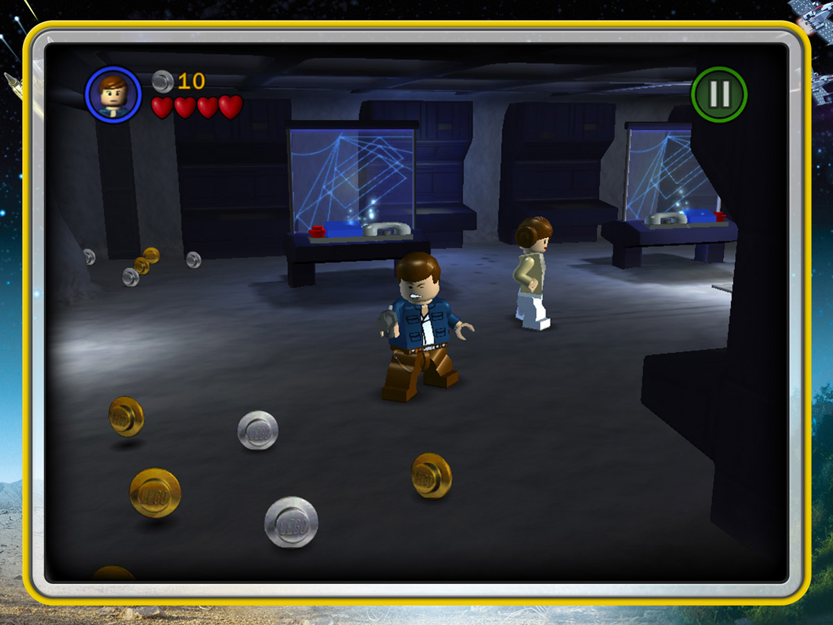 Lego Star Wars The Complete Saga Available Now For Ios Starwarscom