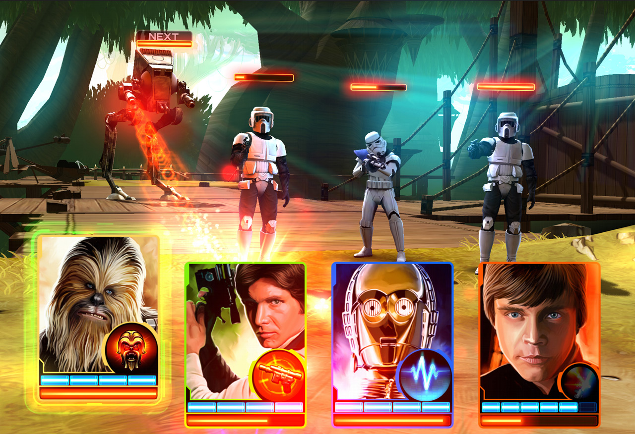 Star Wars Assault Team screenshot