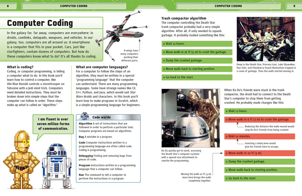 Take Your First Programming Steps With Star Wars Coding Projects
