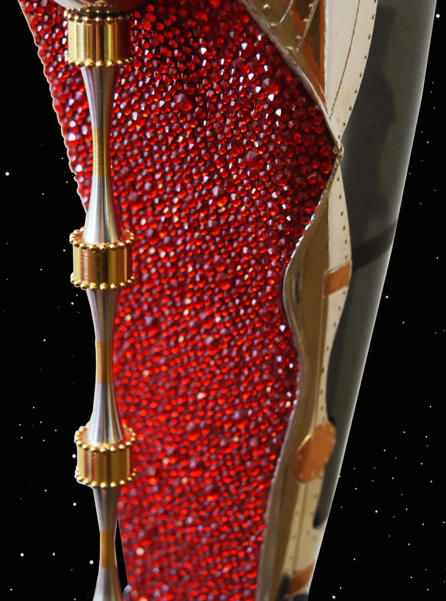 f3144717f3a Christian Louboutin on the Force-Powered Fashion of His Star Wars ...
