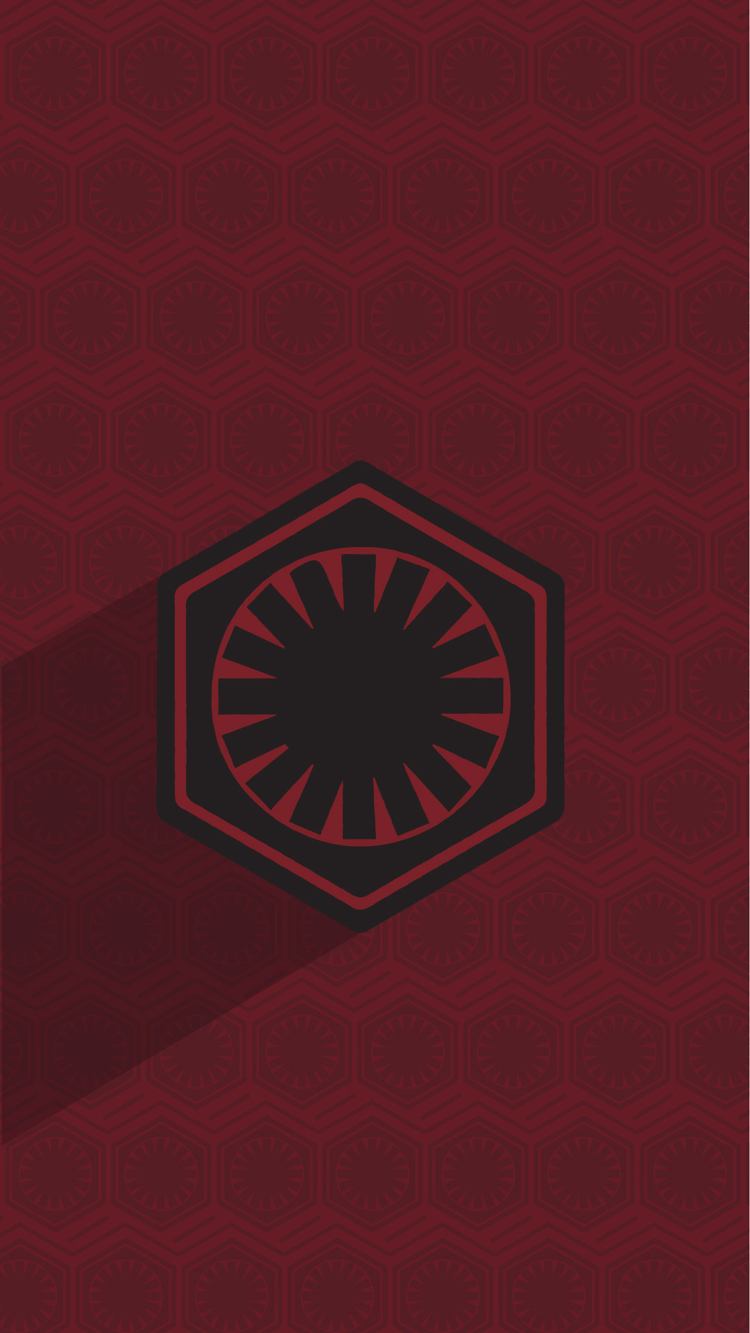 sw iphone wallpaper first order