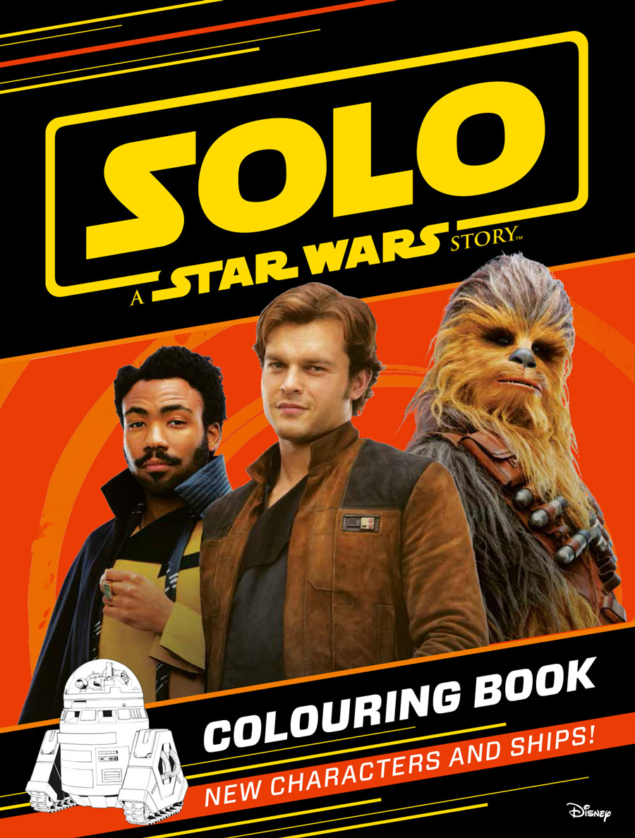 Solo: A Star Wars Story Books and Comics Revealed | StarWars com