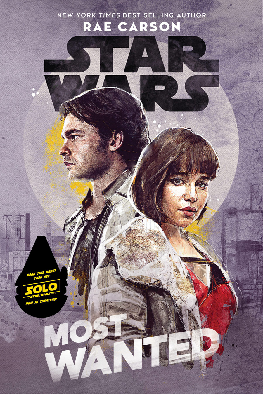 Comic Book Cover Artist Wanted : Solo a star wars story books and comics revealed