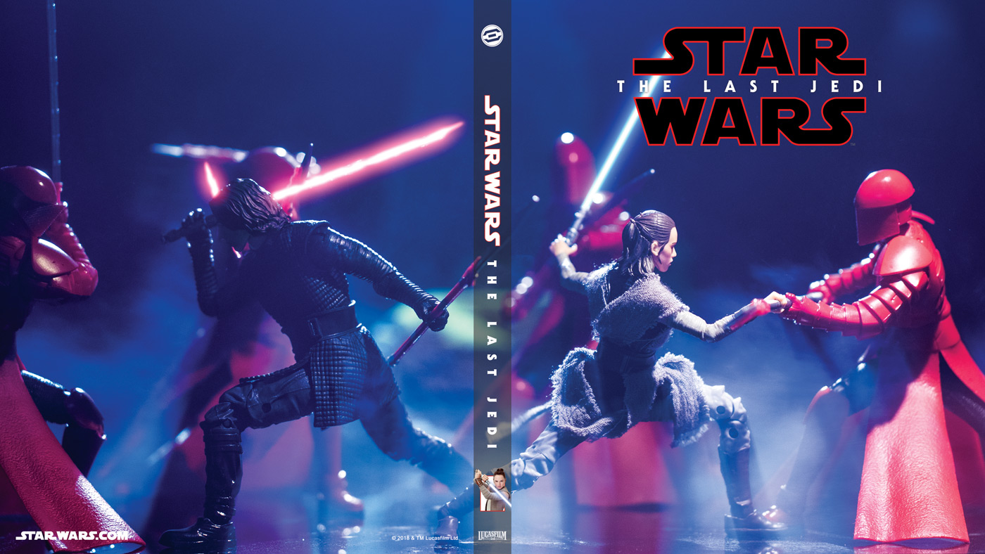 The Last Jedi Exclusive Slipcover